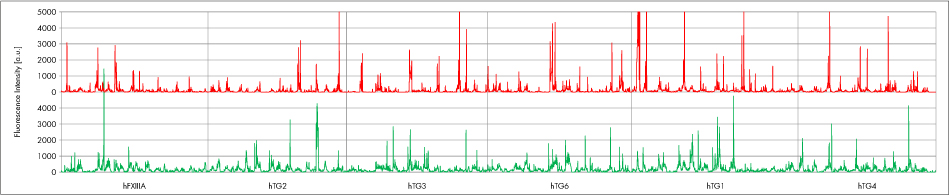 PEPperCHIP Transglutaminase Peptide Microarray Poster Figure 3